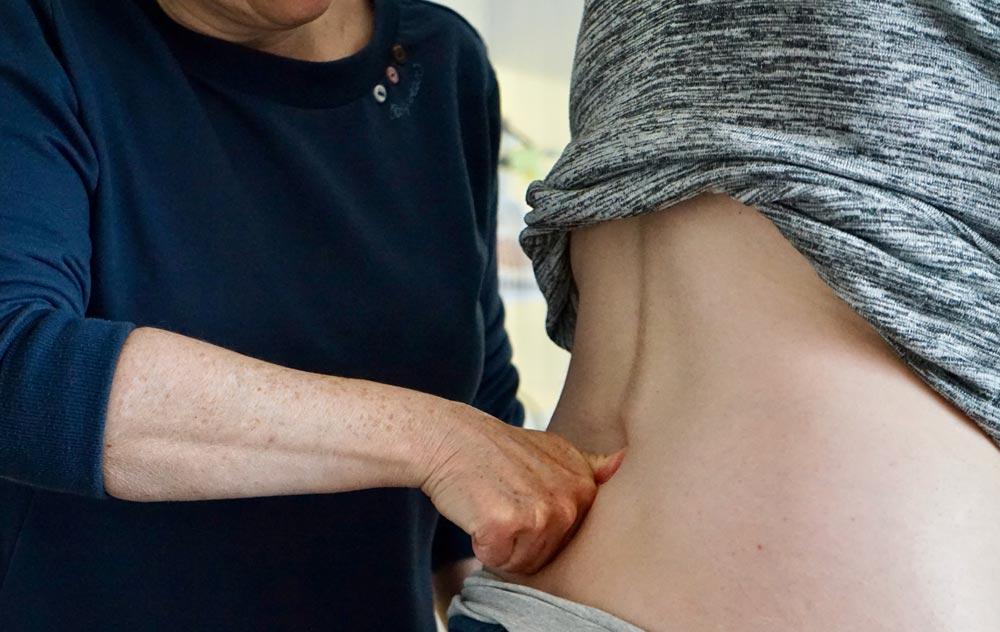 Akupunkt-Massage-Therapie im Gesundheitszentrum SELAWI