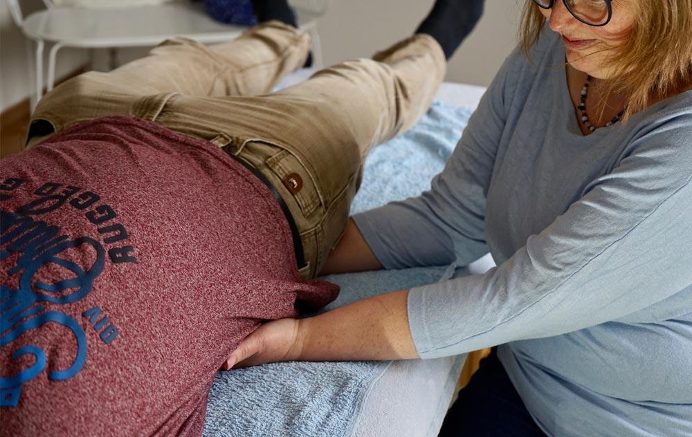 Craniosacral Therapie für Erwachsene im Gesundheitszentrum SELAWI